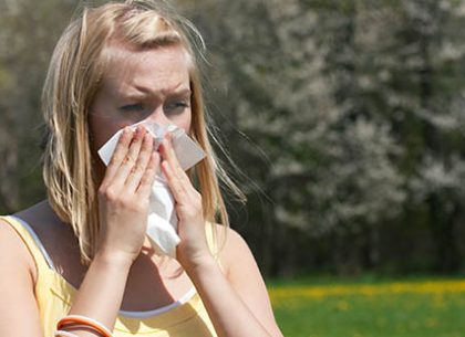 The reason behind occurrence of Allergy