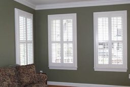 4 Types of Wooden Interior Shutters You Can Choose for Your Home