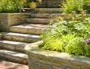Natural Stone Retaining Walls – Sharing Some Interesting Facts