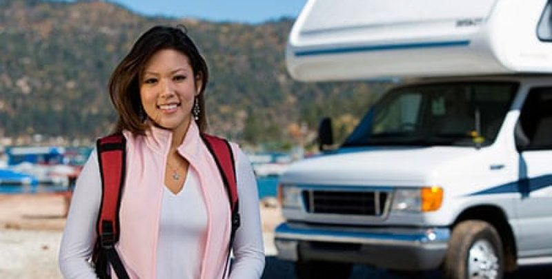 Rent motorhome for blissfully happy road trip